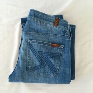7 For All Mankind Jeans Flynt